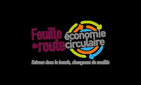 logo_feuille de route de l'économie circulaire
